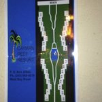 Cayman Reef Resort Property Map