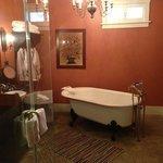 Brahms bathtub