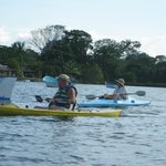 Kayak rentals and tours in available Puerto Jimenez