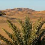 les dunes : première invitation au voyage
