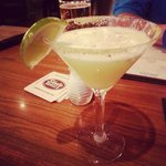Key Lime martini @ Shula Burger