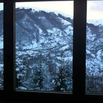veduta dalla nostra finestra