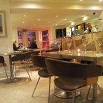 Caffe Marconi in Harrogate - going into pizzeria mode @ 5pm