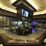 nines upscale sports bar is easily one of the finest bars in Mequon.