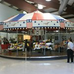 The Parker Liberty Carousel from the 1950s.
