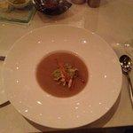 Dineout menu soup