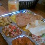 Thali plate