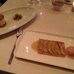 Dineout menu, dessert. wasn't impress