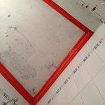 bathrom ceiling