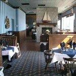Dinning room & pub view