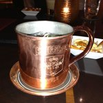Moscow Mule from the bar!!!!!