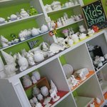 Kid's Pottery Selection
