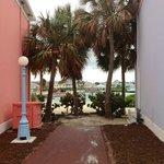 Walk to Lagoon Beach