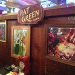 Pat Green Booth