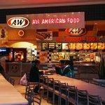 A&W - Meriden Mall Food Court - Okemos, MI