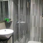 The modern toilet/bathroom
