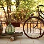 Front Porch - charming vintage decoration