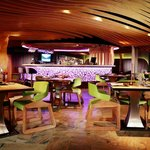 Dining Area + Bar