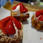 strawberry pastry....so good