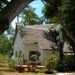 Mbuyu Beach Bungalows - main house with an additional guest room