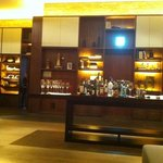 executive lounge: cocktail time