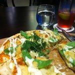 My Vegetarian Pizza