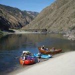 Lower Salmon River Canyon