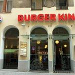 Burger King in Vienna