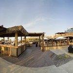 Barasti Beach Bar by Day