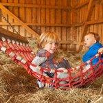 Spielen und Toben in der Heuscheune am Schreinerhof
