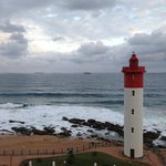 From the Lighthouse bar