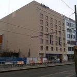 façade austère