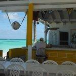 Cow Wreck Beach - the Bar