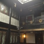 """Traditional China outside"", modern inside."