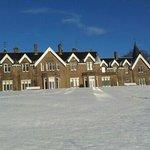Ballathie in the Snow