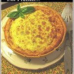 Carlisle House Poitou Pistou French Quiche