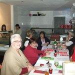 Christmas Celebrations at Thomas's Restaurant