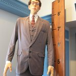 The tallest man who ever lived