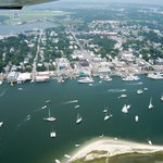 Beaufort aerial picture