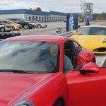 I've driven Porsche's but not Ferrari