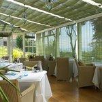 Alexandra Hotel's Conservatory Restaurant