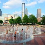 Atlanta Downtown Hotel near Centennial Olympic Park