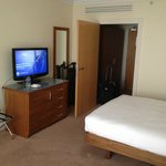 Clean Modern Room at Dublin Airport Hilton