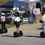 Guided Segway Touris in Historic Yorktown