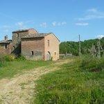 deserted villa