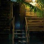 Cabana Entrance