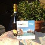 Foto spumante con cofanetto Smart Box