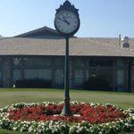 Starters clock at Bay Hill