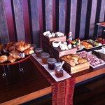 colazione buffet dei dolci