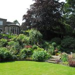 Woodlands Guest house is set in a one acre garden- quiet and bird song guaranteed!